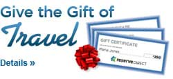 San Diego Gift Certificates